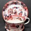 Cauldon Ware Cup and saucer