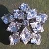 Beautiful Rhinestone Star Brooch, Thrift Shop Find 25 Cents