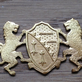 Coat Of Arms - Medals Pins and Badges
