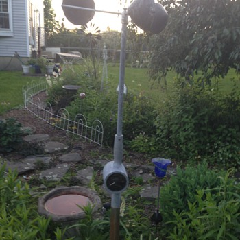 Wind Intensity Meter - Military and Wartime