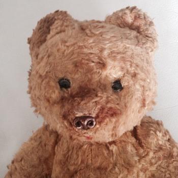 Teddy Bear from my aunt