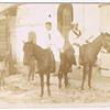 Pre WWI U.S. Navy Shore Patrol Cavalry???  RPPC