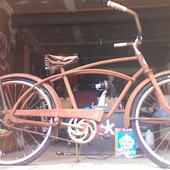 1950's? AMF Roadmaster bicycle - Sporting Goods