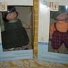 White Balloon Milly dolls