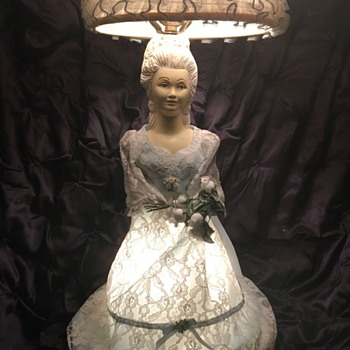 Creepy lamp my whole family hates - Lamps