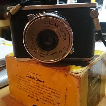 Kodak Duex - Cameras
