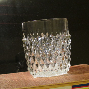 These Are Modern Right? - Glassware