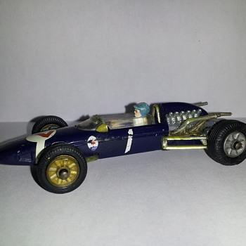 Corgi Toys 159 Cooper Maserati F1 - Model Cars
