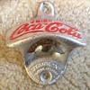 My vintage coca cola bottle opener