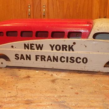 1941 steelcraft coast to coast bus