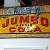 Jumbo Cola Sign