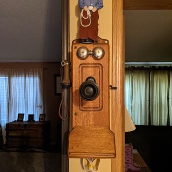 My old phone - Telephones