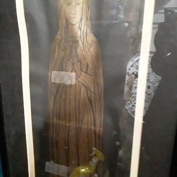 Margaret Peyton,  nee Bernard 1448 Cambridge  - Fine Art