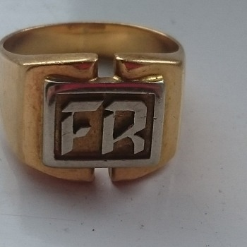 My late grandfather's gold ring - Fine Jewelry