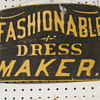 Fashionable Signs in Adamstown, PA