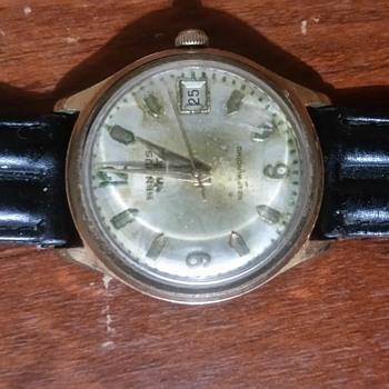 Benrus 3 star self winding antique  watch  - Wristwatches