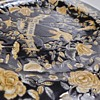Decorative Asian Plate with Nested Decorations