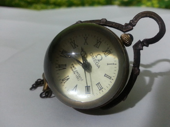 Omega pocket watch, swit zerland made - 1882 | Collectors Weekly