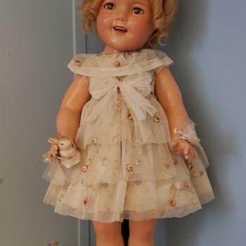 "22"" shirley temple  - Dolls"