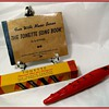1930's - SWANSON TONETTE Musical Instrument ( w/Box & Booklet ) 1/of 3 types of Posts