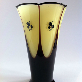 Loetz decorated pieces - Art Glass