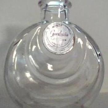 Vintage Cologne Bottle
