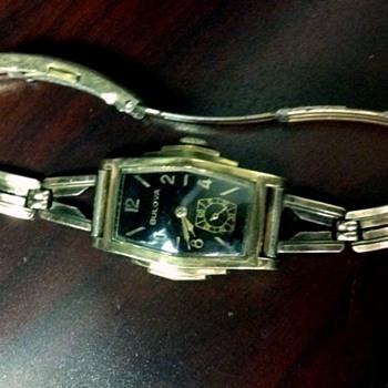 1938 Bulova American Clipper - Wristwatches