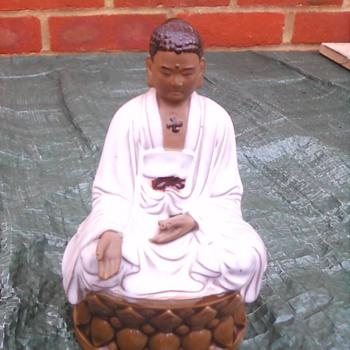 My lotus flower Buddha - Asian