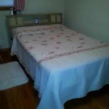 Mid century bedroom suit - Furniture