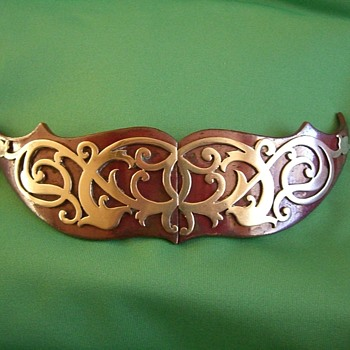 Awesome vintage belt buckle - Accessories