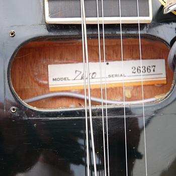 1957 Roc Jet?? - Guitars