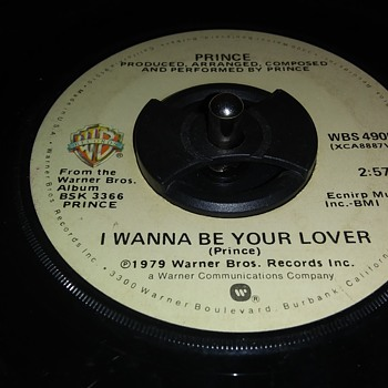 45 RPM SINGLE....#68 - Music Memorabilia