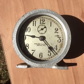 1970s Chelsea Clock Co.  - Clocks