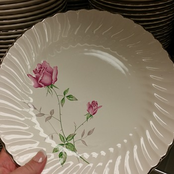 Need help finding more - China and Dinnerware