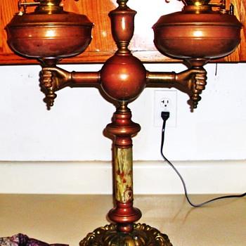 Converted lamp - Lamps