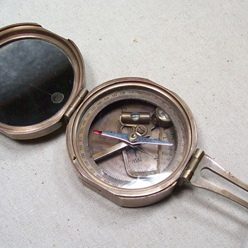 surveyors compass - Tools and Hardware