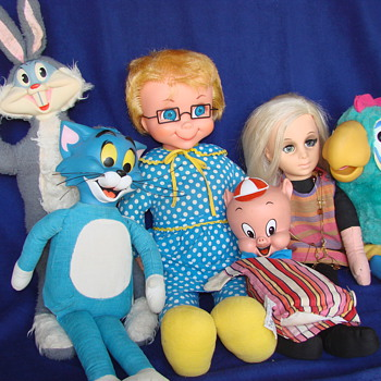 mattelcollectables.com - Dolls