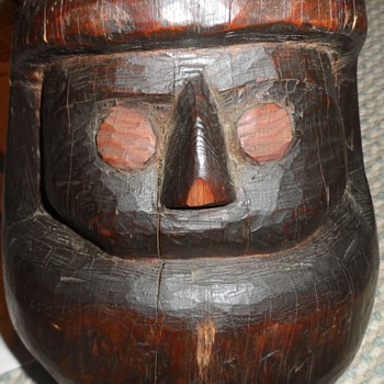 Unknown carving - Folk Art