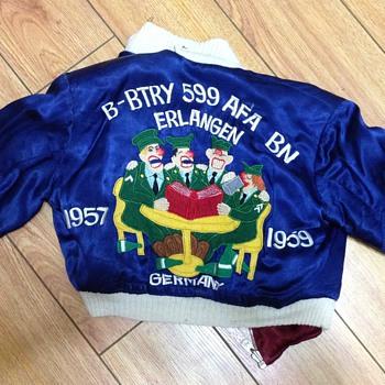 Toddler Reversible Jacket