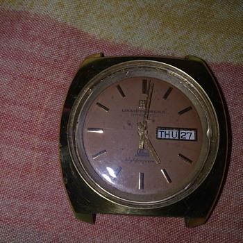 VINTAGE GIRARD PERREGAUX HF OBSERVATORY WRISTWATCH - Wristwatches
