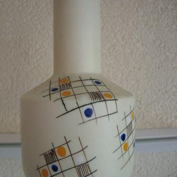 plazuid vase - Pottery