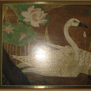 Can some help me find a link to this beautiful swan print. - Animals