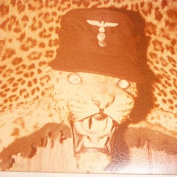 Nazi leopard