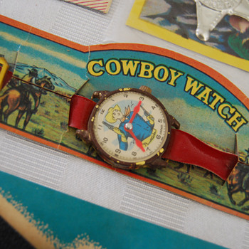 My Toy Watch Collection - Wristwatches