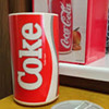 Coca-Cola Can Cookie Jar by McCoy Pottery