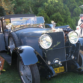 Gatsby Summer Afternoon — vintage cars - Art Deco