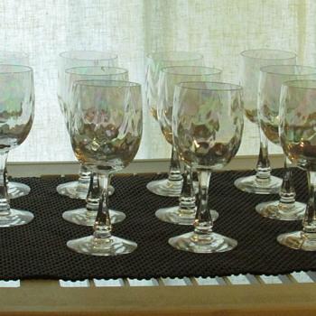 Fostoria Iridescents - Glassware