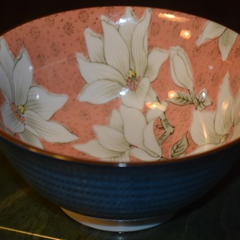 Beautiful Modern Bowl from Japan - Asian
