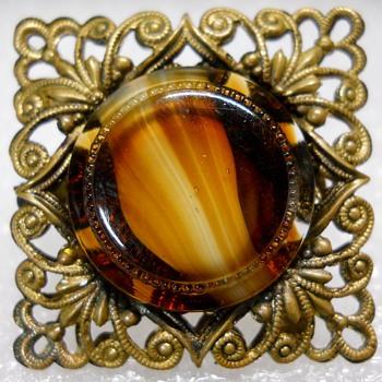 Western Germany Brooch - Fine Jewelry