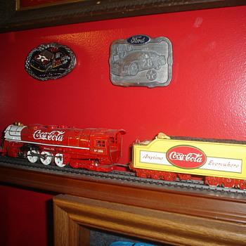 coca cola train - Coca-Cola